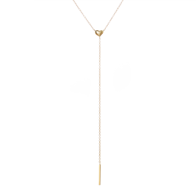 Nora gold necklace