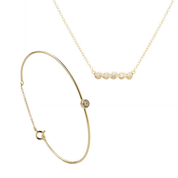 Set oro ellipsis