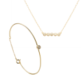 Ellipsis Gold Set