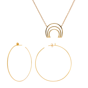 Murona One Gold Set