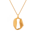 Ariel gold necklace