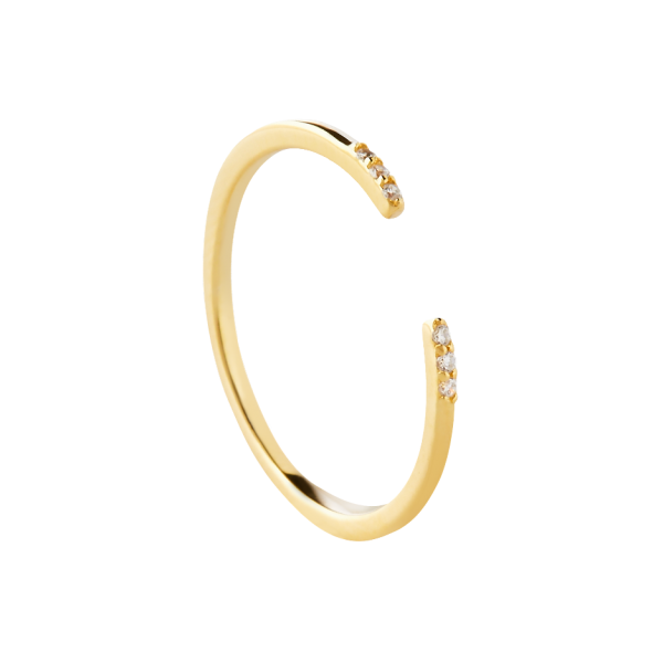 Sophie gold ring